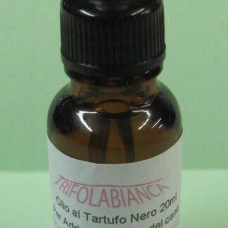 Olio al Tartufo Nero da 20 ml per Addestramento cani da tartufo